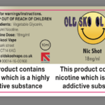 nic-shot Old Skool Vape