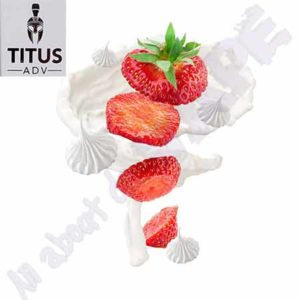 Eton Mess 10ml by Titus ADV