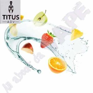Fruit Explosion 10ml by Titus ADV