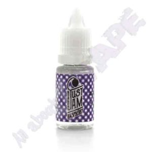 Just Jam Raspberry 10ml