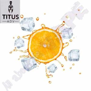 Orange Ice 10ml by Titus ADV