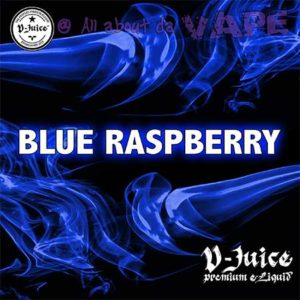 BLUE RASPBERRY by V-Juice