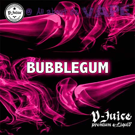 BUBBLE GUM by V-Juice