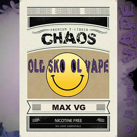 Chaos by Old Skool Vape