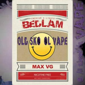 Bedlam by Old Skool Vape